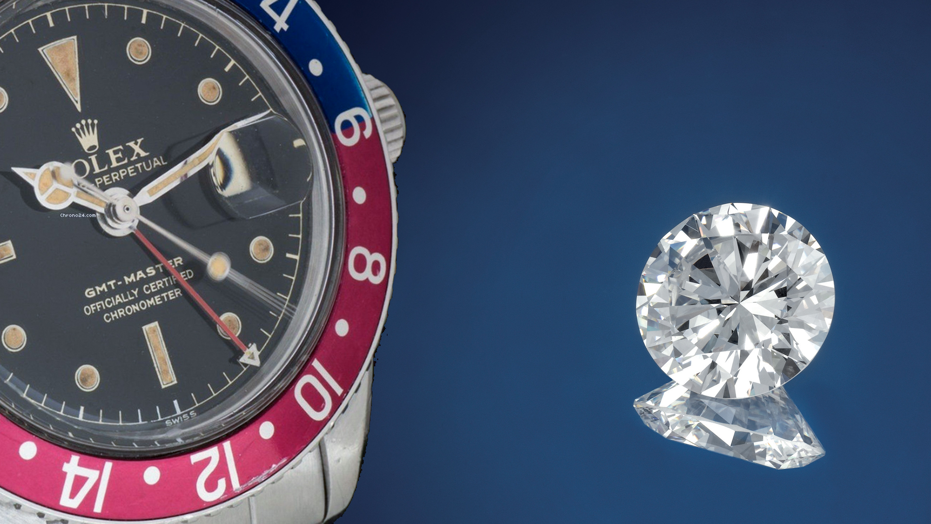 Fine Jewels & Watches, Classic Automobiles